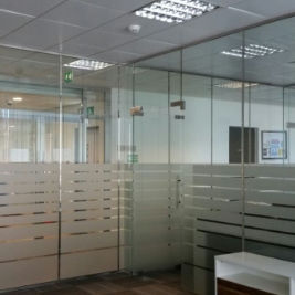 Glass Partition Works